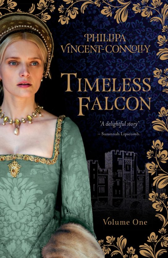 Timeless Falcon book cover art